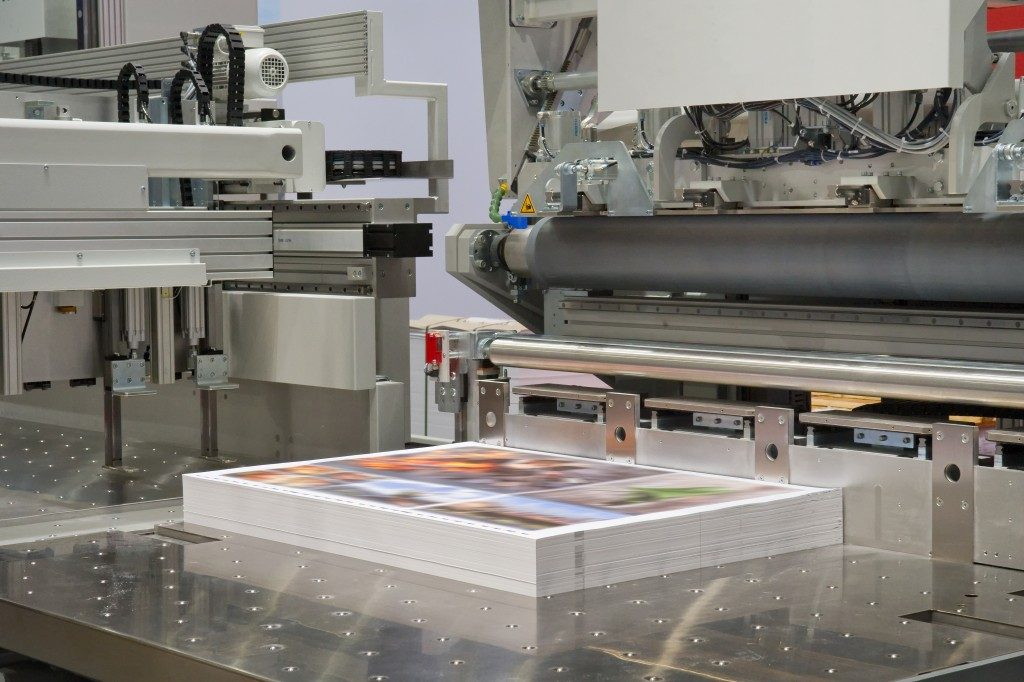 Thermography Printing