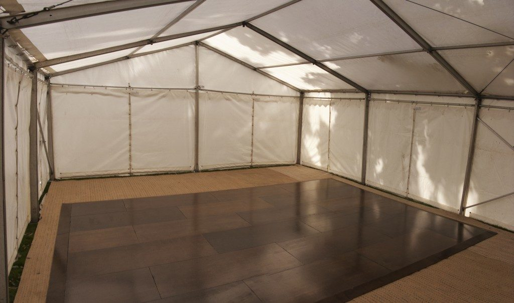 Tent Spaces for Events