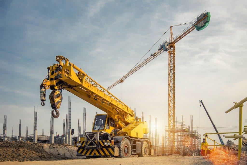 Image result for Construction Equipment Rental