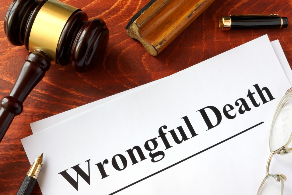 wrongful death on paper